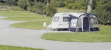 Greetham Retreat CL a quiet campsite in Lincolnshire